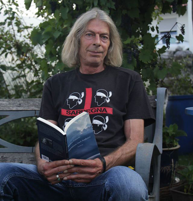Lesung mit Markus Fritsche: Sturmtrasse nach Sardinien